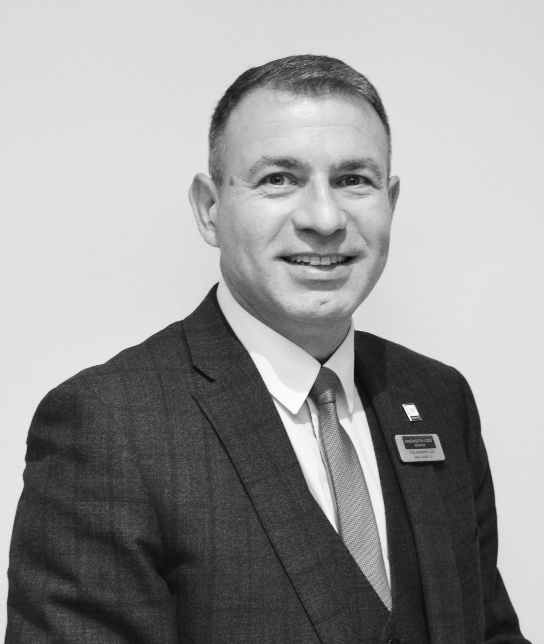 Paul Ainsworth-Lord, Lettings Director